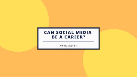 Can social media be a career_