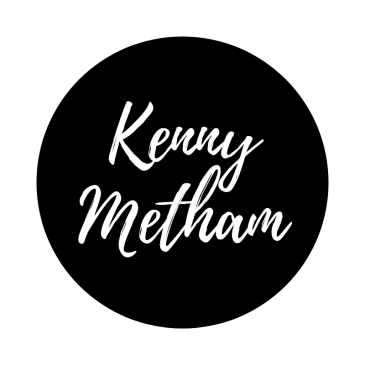 Kenny Metham Button